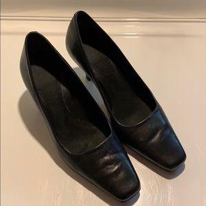 Square Toe Vintage Heels